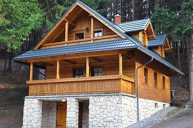 Chata Pod Loučkou Horní Lomná Jablunkov 3m 066 Cs